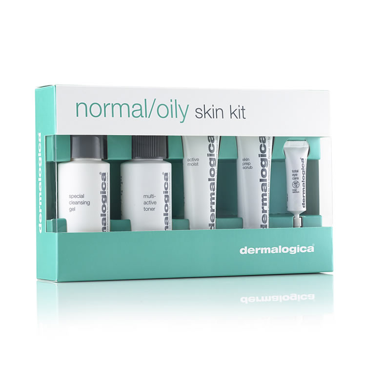 Normal-Oily-oily Skin Kit