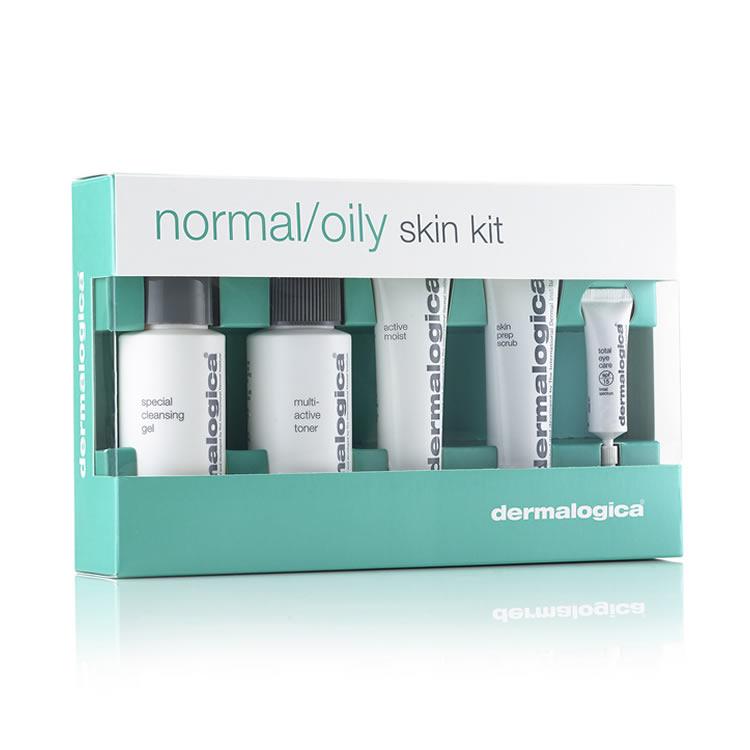 Normal-Oily-oily Skin Kit