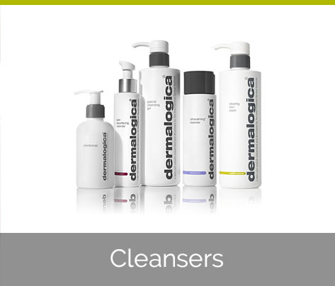 Cleansers-group
